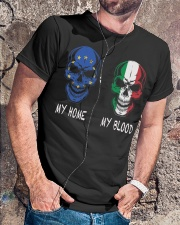 Italy Classic T-Shirt lifestyle-mens-crewneck-front-4