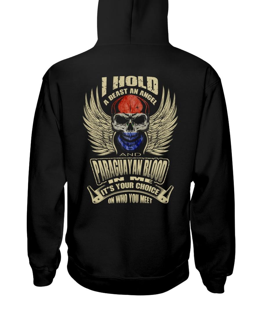 I-HOLD Hooded Sweatshirt