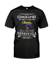 In My Heart - Venezuela Classic T-Shirt front