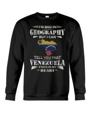 In My Heart - Venezuela Crewneck Sweatshirt thumbnail