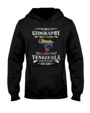In My Heart - Venezuela Hooded Sweatshirt thumbnail