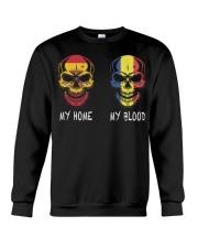 My Home Spain- Romania Crewneck Sweatshirt thumbnail