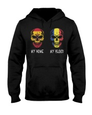 My Home Spain- Romania Hooded Sweatshirt thumbnail