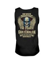 THE POWER GUATEMALA - 011 Unisex Tank thumbnail