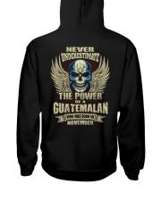 THE POWER GUATEMALA - 011 Hooded Sweatshirt thumbnail