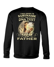 GOD-IS-MY-FATHER Crewneck Sweatshirt thumbnail