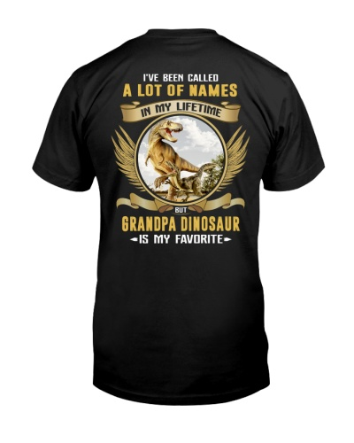 grandpa dinosaur
