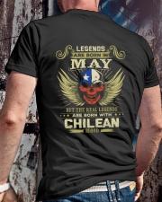 LEGENDS CHILEAN - 05 Classic T-Shirt lifestyle-mens-crewneck-back-2