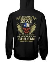LEGENDS CHILEAN - 05 Hooded Sweatshirt thumbnail