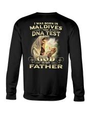 GOD-IS-MY-FATHER Crewneck Sweatshirt thumbnail