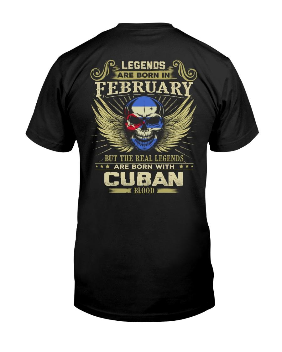 LEGENDS CUBAN - 02 Classic T-Shirt