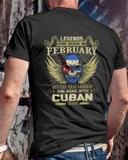 LEGENDS CUBAN - 02 Classic T-Shirt lifestyle-mens-crewneck-back-2