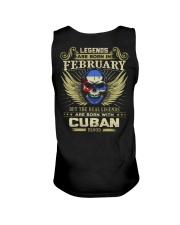 LEGENDS CUBAN - 02 Unisex Tank thumbnail