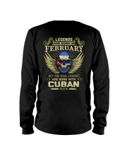 LEGENDS CUBAN - 02 Long Sleeve Tee thumbnail