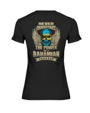 The Power - Bahamian Premium Fit Ladies Tee tile