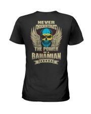 The Power - Bahamian Ladies T-Shirt tile
