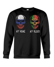 My home Portugal- France Crewneck Sweatshirt thumbnail