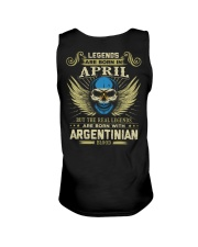 LEGENDS ARGENTINIAN - 04 Unisex Tank tile
