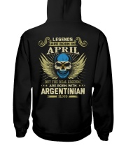 LEGENDS ARGENTINIAN - 04 Hooded Sweatshirt thumbnail