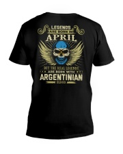 LEGENDS ARGENTINIAN - 04 V-Neck T-Shirt thumbnail