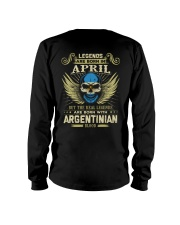 LEGENDS ARGENTINIAN - 04 Long Sleeve Tee thumbnail