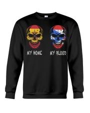 My Home Spain- Puerto Rico Crewneck Sweatshirt thumbnail