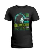 A-WISE-GIRL Ladies T-Shirt thumbnail
