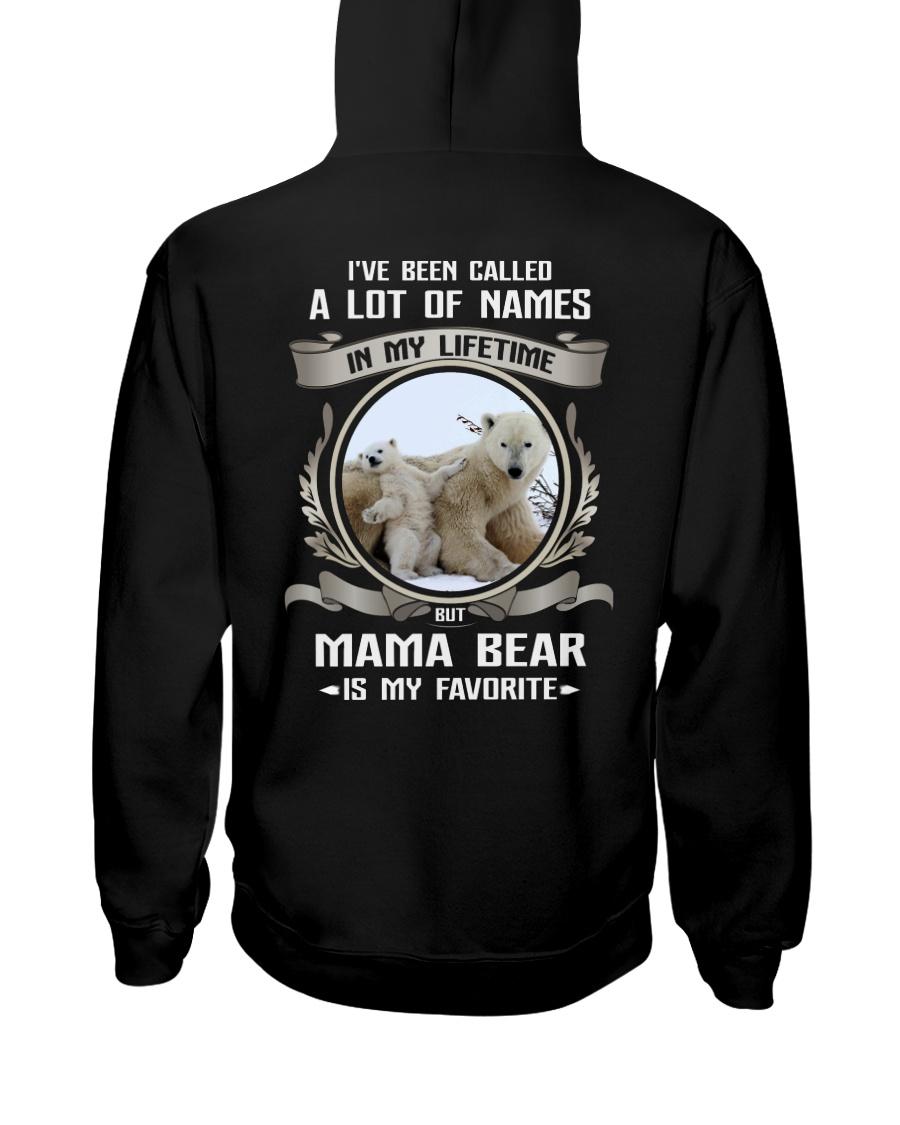 mama bear Hooded Sweatshirt