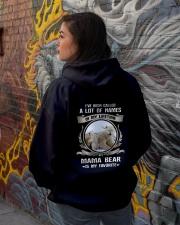 mama bear Hooded Sweatshirt lifestyle-unisex-hoodie-back-1