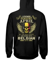 LEGENDS BELGIAN - 04 Hooded Sweatshirt tile