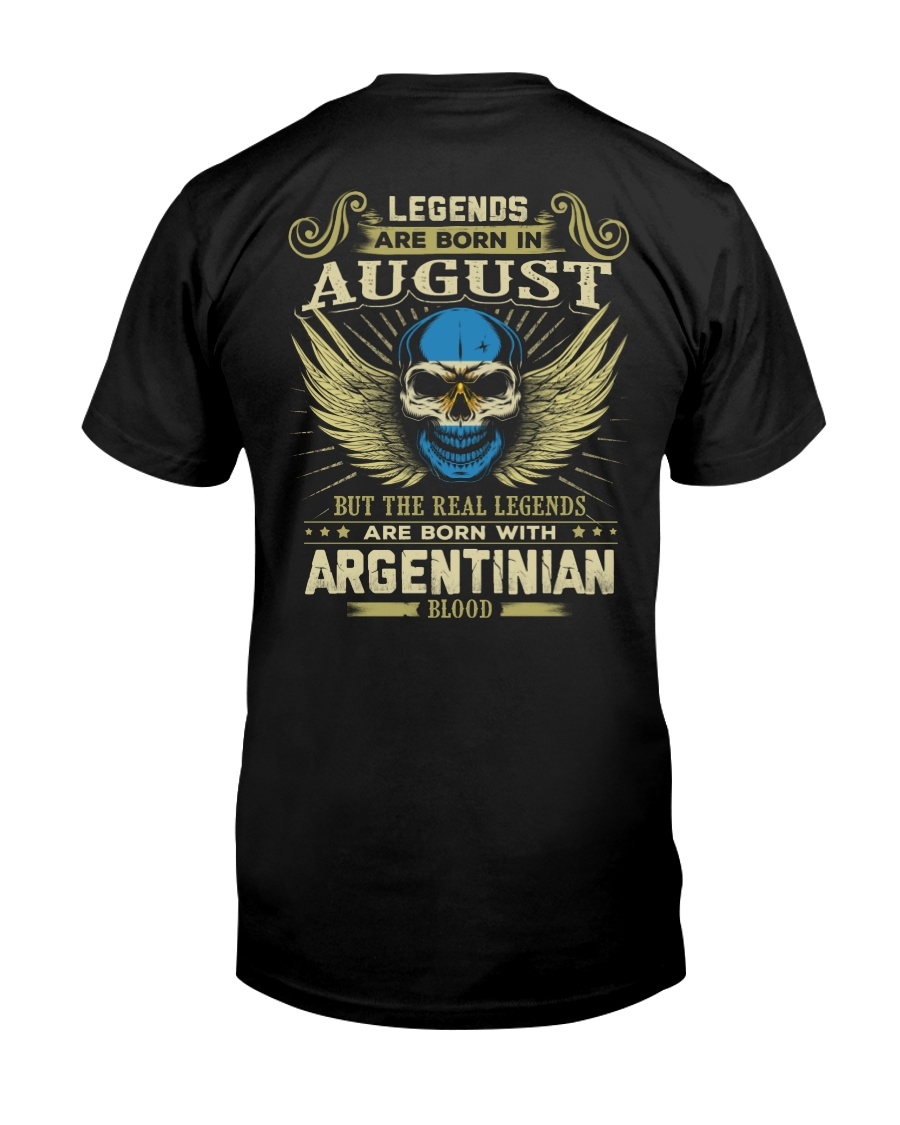 LEGENDS ARGENTINIAN - 08 Classic T-Shirt