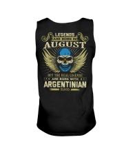 LEGENDS ARGENTINIAN - 08 Unisex Tank thumbnail