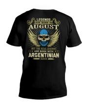 LEGENDS ARGENTINIAN - 08 V-Neck T-Shirt thumbnail