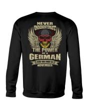 THE POWER GERMAN - 011 Crewneck Sweatshirt thumbnail