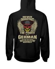 THE POWER GERMAN - 011 Hooded Sweatshirt thumbnail