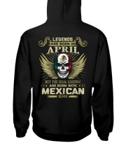 LEGENDS MEXICAN - 04 Hooded Sweatshirt thumbnail