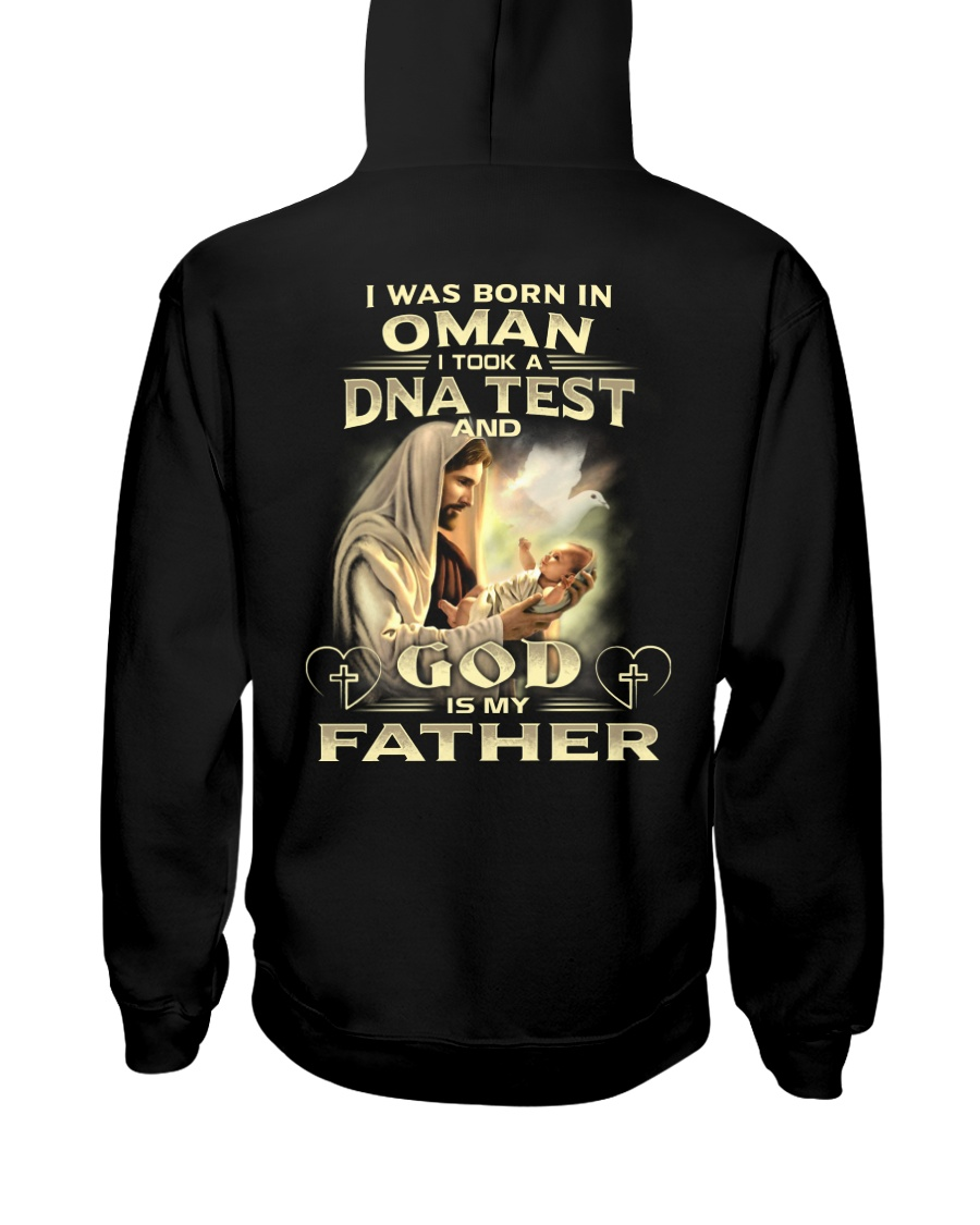 GOD-IS-MY-FATHER Hooded Sweatshirt