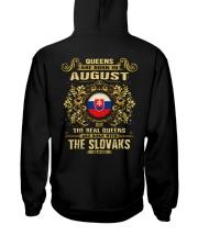 QUEENS THE SLOVAKS - 08 Hooded Sweatshirt thumbnail