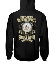 SINGLE MOM - 04 Hooded Sweatshirt thumbnail