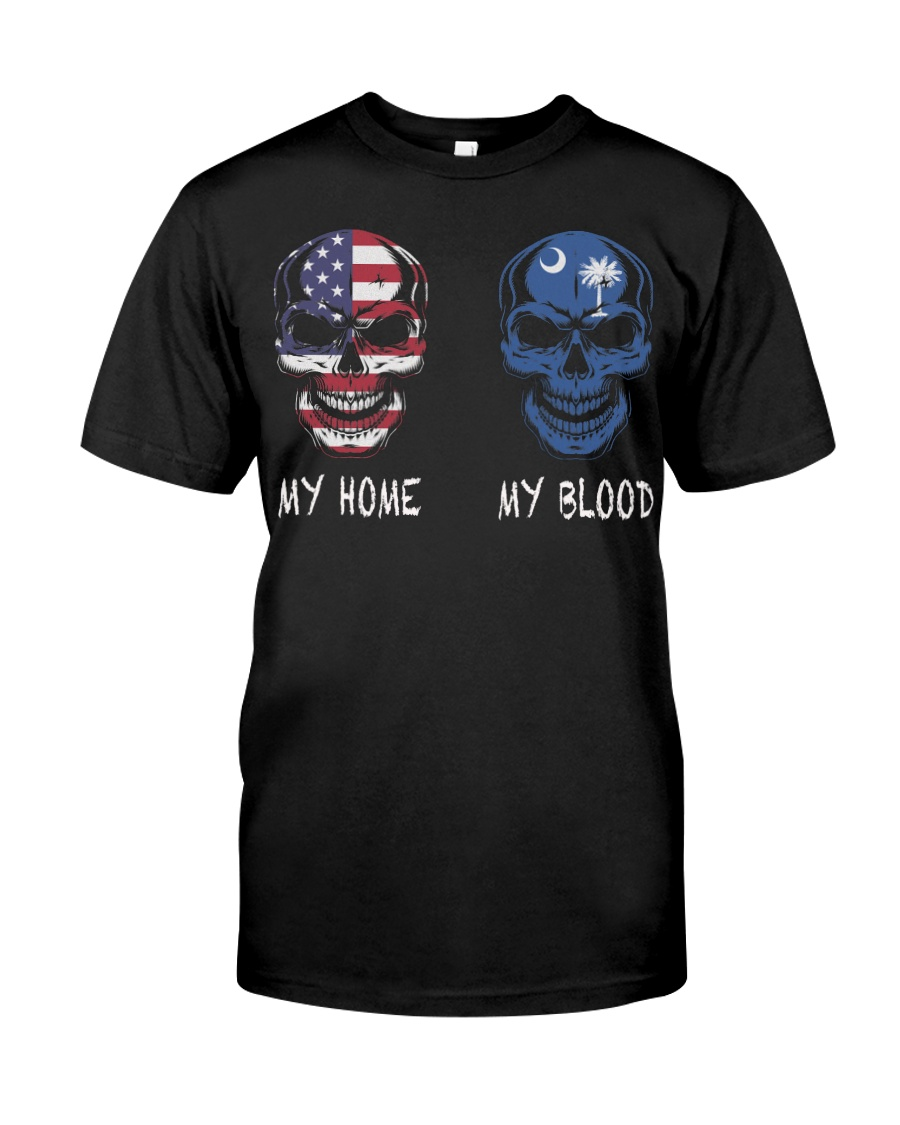 My Blood South Carolina Classic T-Shirt
