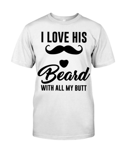 COUPLE- I LOVE HIS BEARD