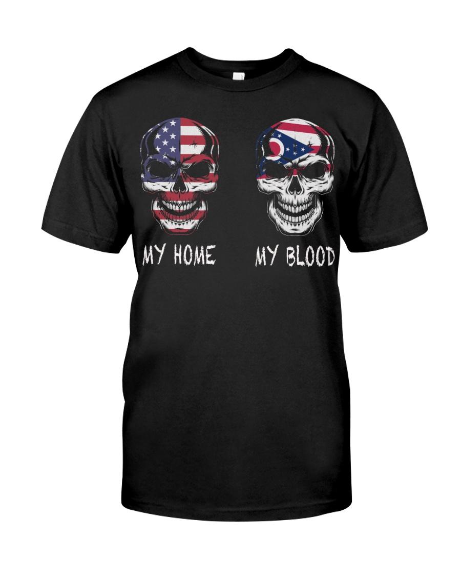 My Blood Ohio Classic T-Shirt