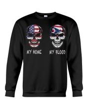 My Blood Ohio Crewneck Sweatshirt thumbnail