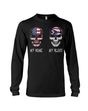 My Blood Ohio Long Sleeve Tee thumbnail