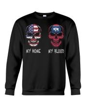 My Blood Wyoming Crewneck Sweatshirt thumbnail