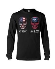 My Blood Wyoming Long Sleeve Tee thumbnail