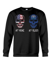 My Blood Nevada Crewneck Sweatshirt thumbnail