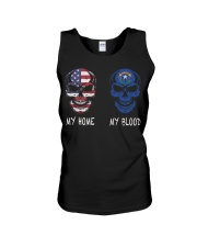 My Blood Nevada Unisex Tank tile