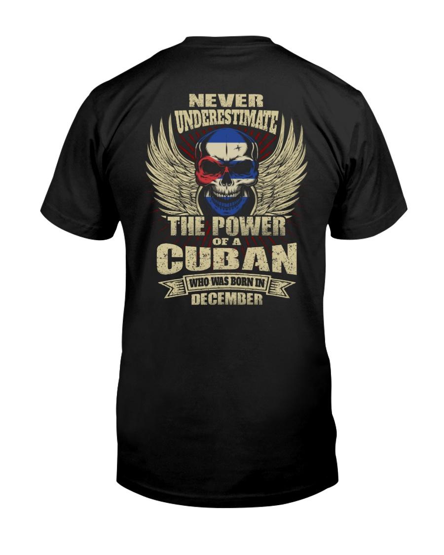 THE POWER CUBAN - 012 Classic T-Shirt