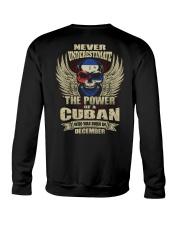 THE POWER CUBAN - 012 Crewneck Sweatshirt thumbnail